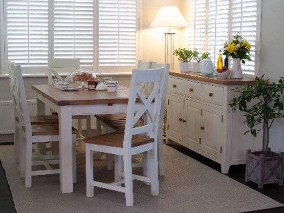Chaumont Dining Table and Chairs Main