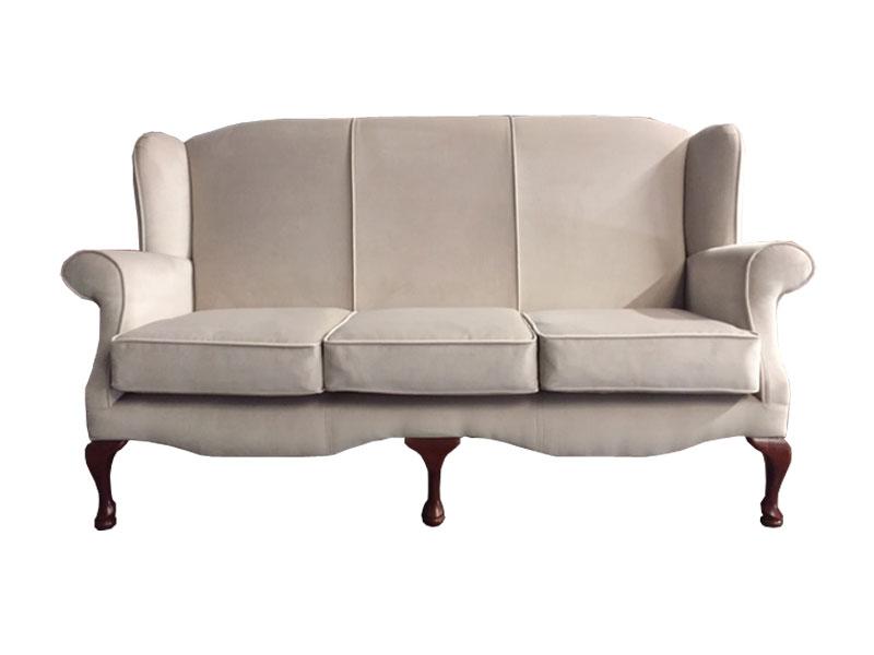 Laytown Queen Ann 3 Seater Sofa Main