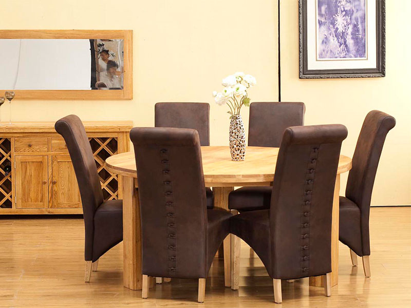Woodchurch Dining Table and Chairs Main