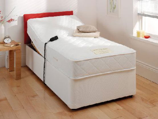 Motorised Single Bed Main